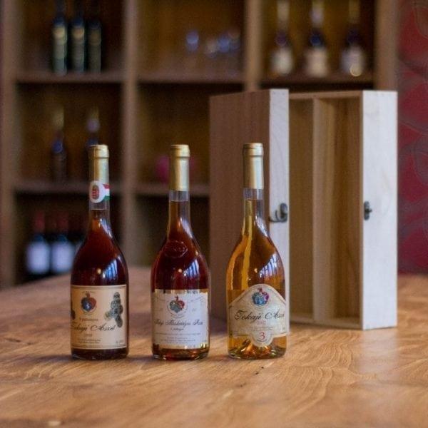 wijngeschenk Tokaji Aszu 355