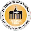 Berlin Wine Trophy 2019 goud