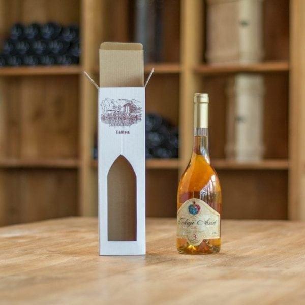 Kartonnen geschenkverpakking voor 1 fles-326