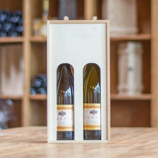 Wijngeschenk Chateau Dereszla Duo
