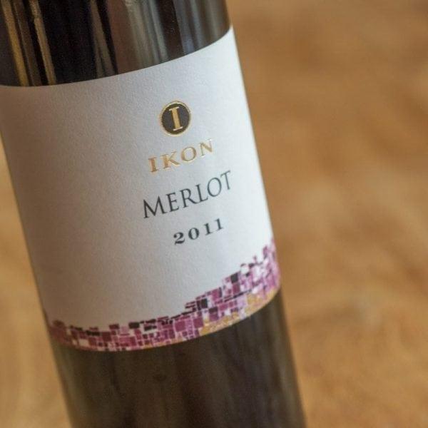 Merlot 2011 0,75 ltr. - Ikon-524