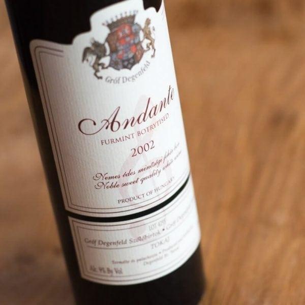 Tokaji Andante 2002 0,5 ltr. - Gróf Degenfeld-801