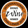 International Wine Challenge 2019 bronze
