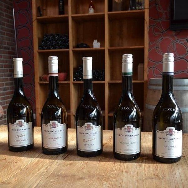 wijnpakket Grof Degenfeld