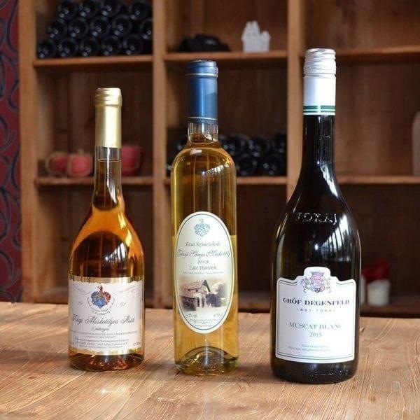 wijnpakket muskotaly