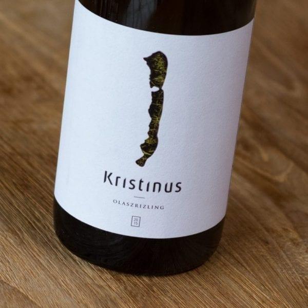Kristinus Olaszrizling label front