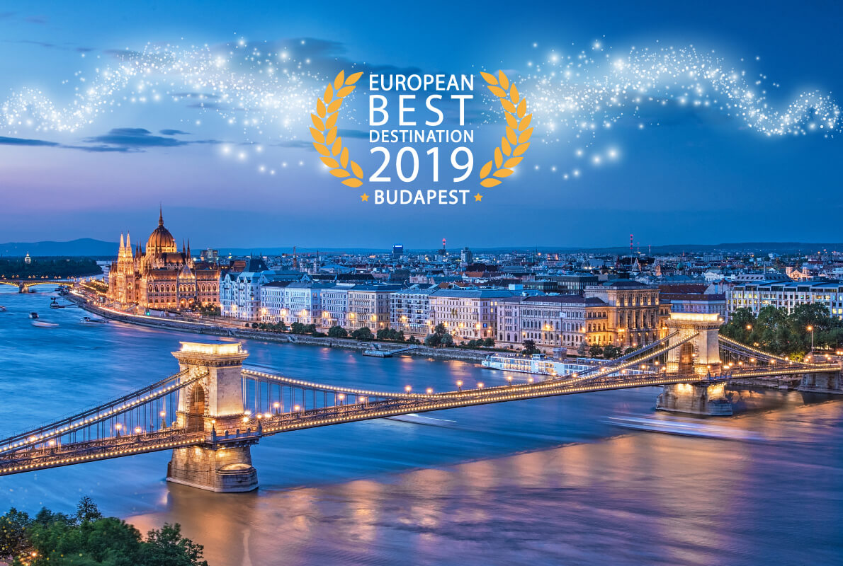 Boedapest European best destination