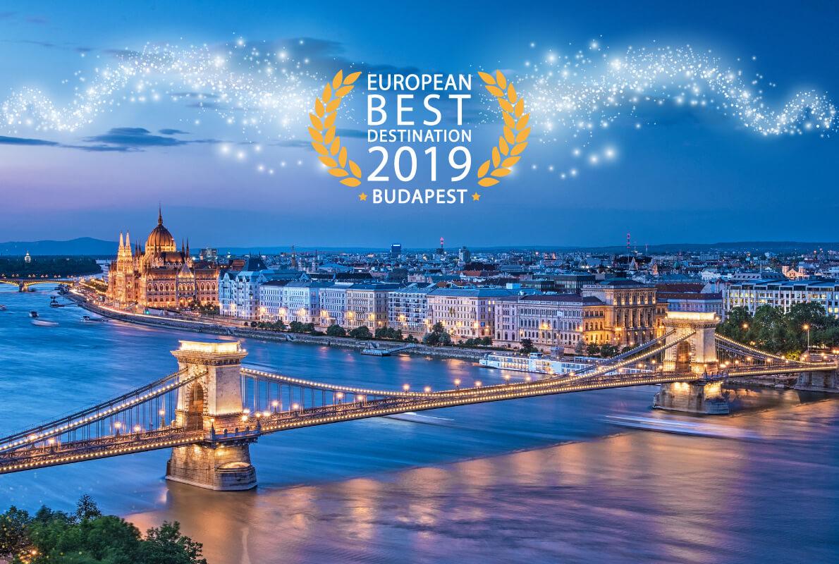 Boedapest European best destination