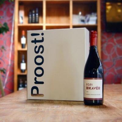 Geschenkverpakking 'Proost' (3 flessen)