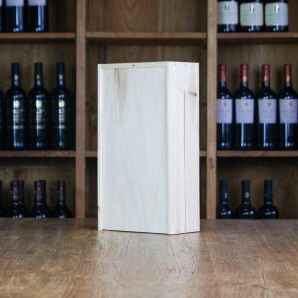 Wijnkist 2 flessen
